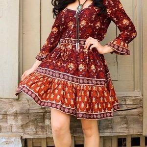 Idyllwind Dress by Miranda Lambert XS/S